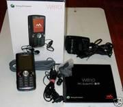 Sony W810i Mobile Walkman