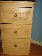 Beautiful 3-drawer chest