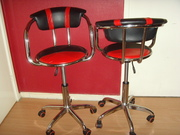Set of two Novelty Hockers-Chairs