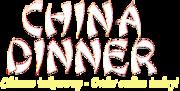 China Dinner