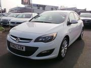 Vauxhall Astra 18315 miles