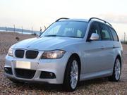 2010 BMW 2010 BMW 330D M SPORT TOURING AUTO SILVER