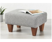 Enhance your home with beautiful fabric footstools