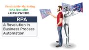 AI-RPA Marketing Consultant & RPA Specialist