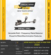 Impact metal detector - 2020 Price Offer