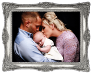 Pregnancy makeover,  flawless bump to baby photoshoot Leeds