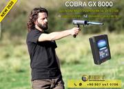 COBRA GX 8000 Versatile All in One Metal Detector – New 2020