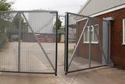Electric swing gate Leeds | Swing Gates in Leeds