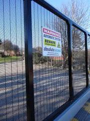 Bifold Gate Leeds | Bi-Folding Gates in Leeds
