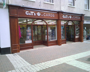 Timber Shop Fronts London